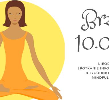 Spotkanie informacyjne przed kursem Mindfulness w Brzegu