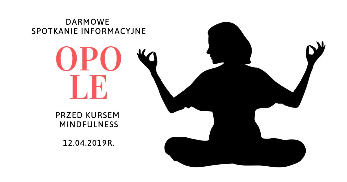 Opole – spotkanie przed kursem MBSR