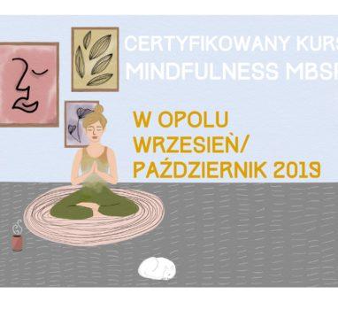 Terminy najbliższych kursów Mindfulness MBSR