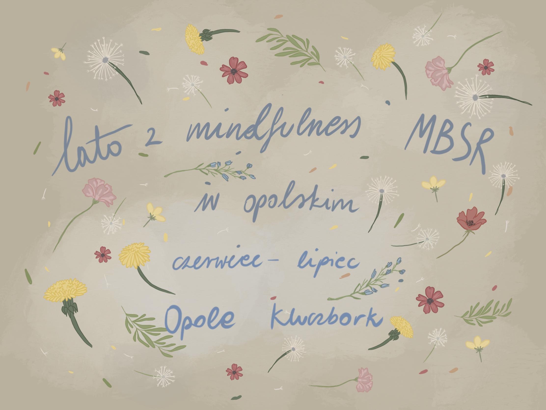 Lato z Mindfulness w woj. opolskim